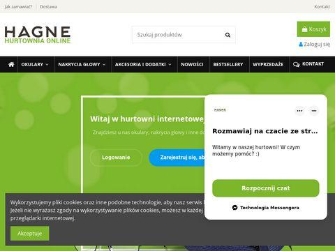 Hagne.pl hurtownia włosów na warkoczyki
