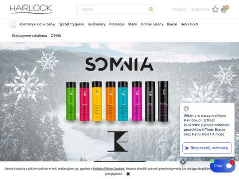 Hairlook.pl - farby do włosów