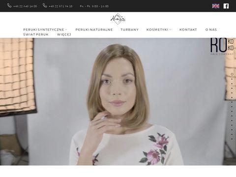 Hairpartners.pl peruki syntetyczne
