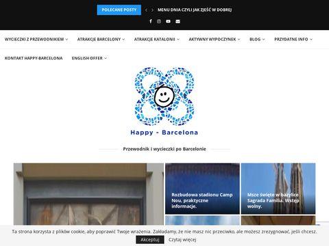 Happy-barcelona.pl wycieczki