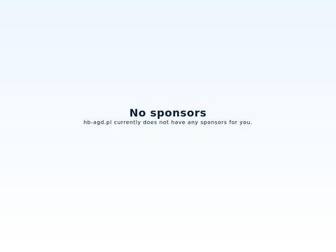 Hb-agd.pl części do lodówek Kraków