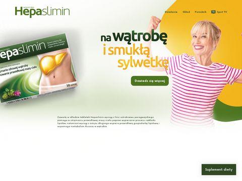Hepaslimin.pl tabletki