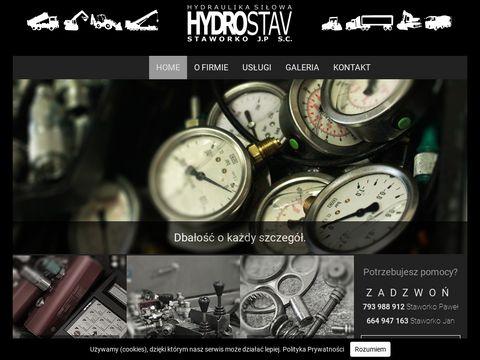 Hydrostav.pl regeneracja zaworów Białystok