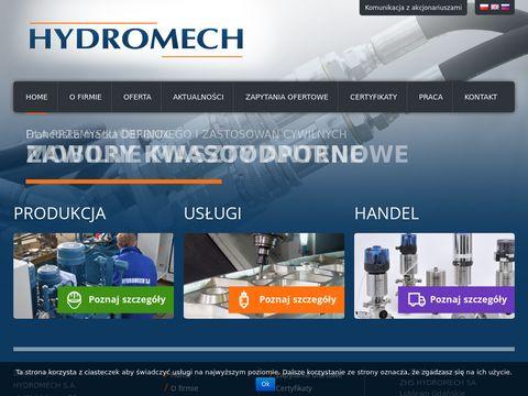 Hydromech s.a. - hydraulika siłowa