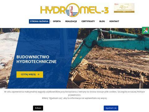 Hydromel-3.pl ścianka szczelna