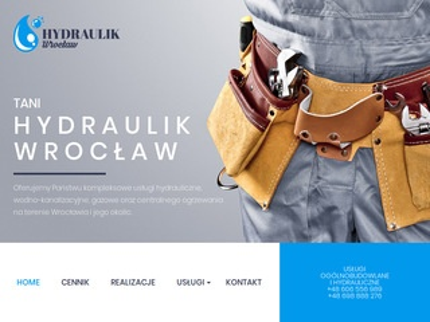 Hydraulika-wroclaw.com.pl tanio