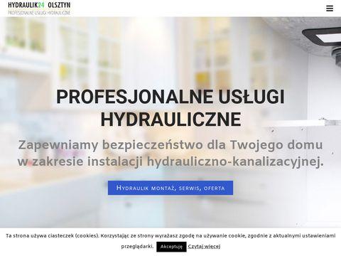 Hydraulikwolsztynie.pl sklep