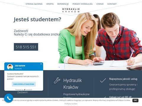 Hydraulik-krakow.com