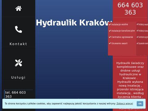 Hydraulik-krakow.pl