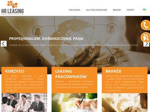 Hrleasing.com.pl pracowników