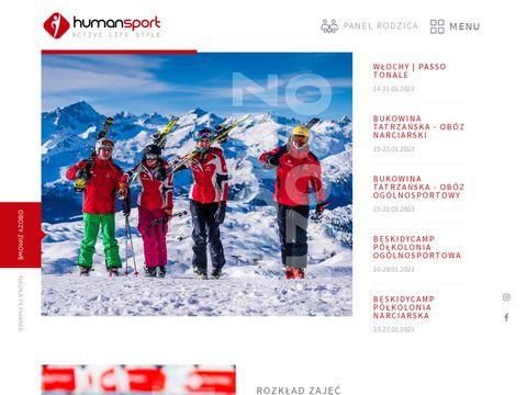 Wyjazd na narty Włochy humansport.pl