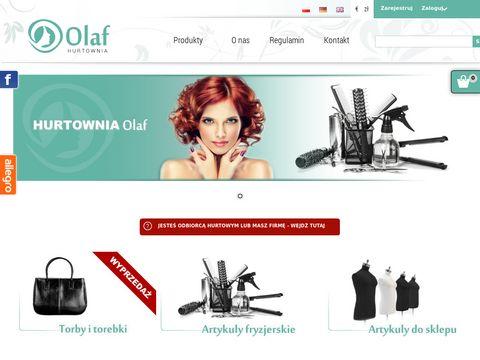 Hurtowniaolaf.pl - artykuły fryzjerskie