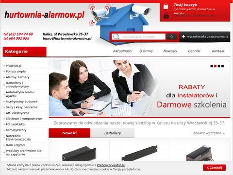 Hurtownia-alarmow.pl Kalisz
