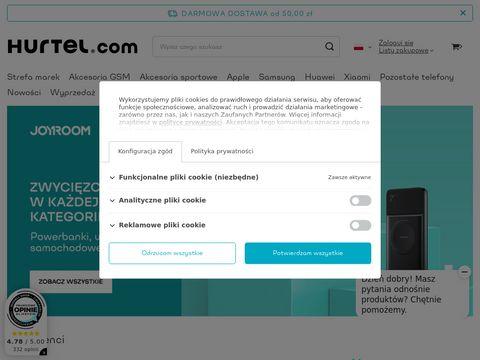 Hurtel - Obudowy do telefonów