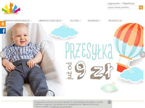 Kiddostate.pl - kocyki dla dzieci