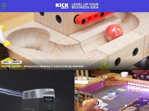 Kick.agency kickstarter