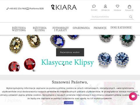Kiara hurtownia sztucznej biżuterii