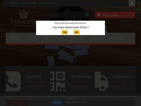 Kiosknarogatce.pl tytoń tabaka