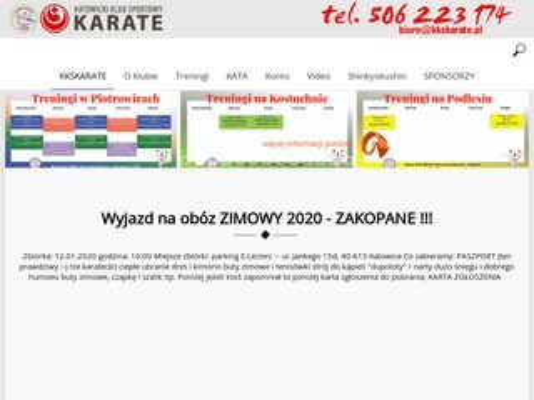 Sztuki walki Katowice