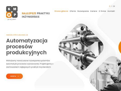 KMPProjekt Sp. z o.o. - Automatyka przemysłowa
