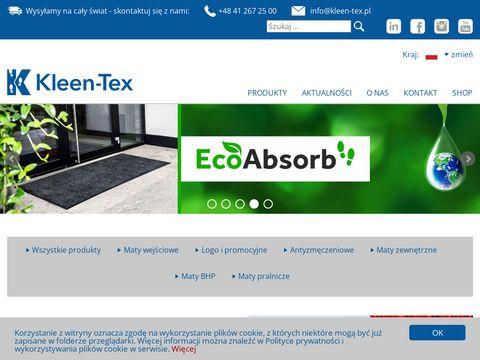Kleen Tex Polska Sp. z o.o. dywan dla dzieci