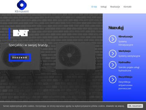 Klimavent.pl wentylatory serwis klimatyzacji