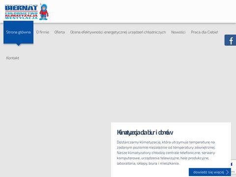 Klimatyzacja.szczecin.pl Robert Biernat montaż