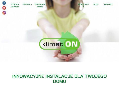 Klimat-on.pl klimatyzacja