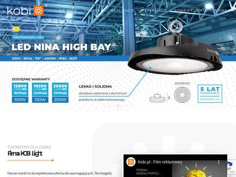 Kobi.com.pl oprawy LED