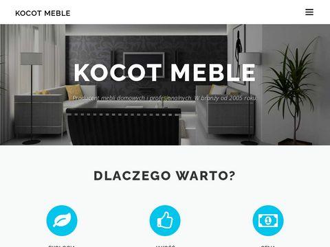 Kocot-Meble.pl - łóżeczka dziecięce