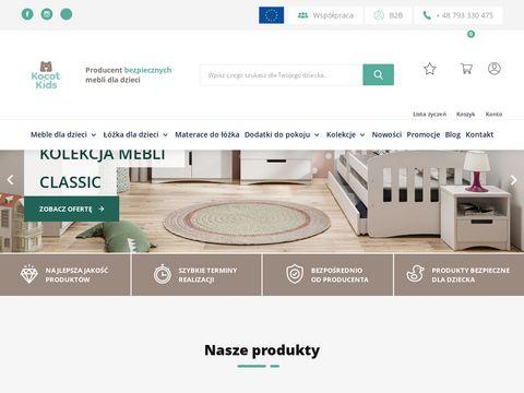 Kocotkids.com meble dla dzieci sklep internetowy