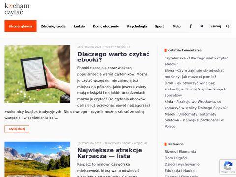 Kochamczytac.pl regeneracja posadzki porady