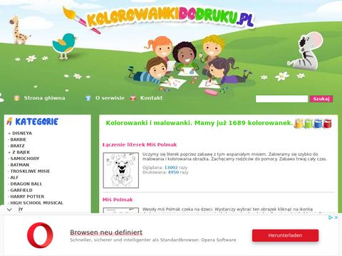 Kolorowankidodruku.pl