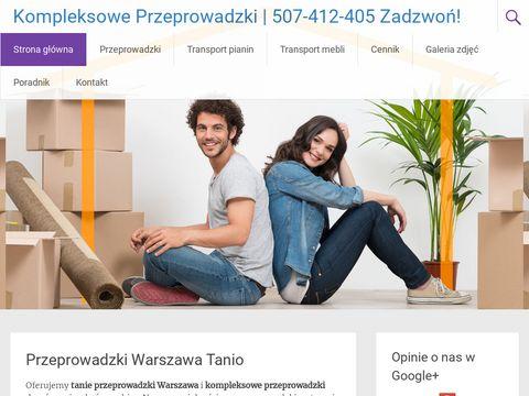 Kompleksowe-przeprowadzki.pl