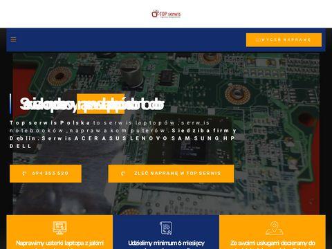 Komputerytopserwis.pl - tani serwis laptopów