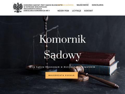 Komornikostrowwlkp.pl