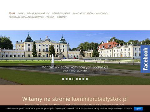 Kominiarzbialystok.pl Suwałki