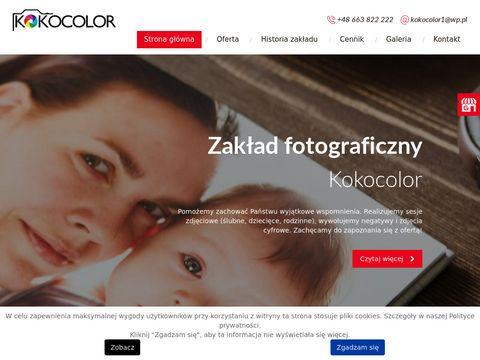 Kokocolor zdjęcia cyfrowe Świebodzin