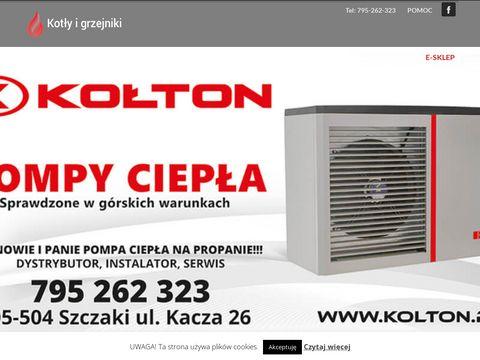 Kotlygrzejniki.pl CO Warszawa - Jacek Baran