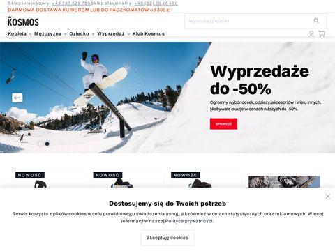 Kosmossklep.pl - buty do snowboardu