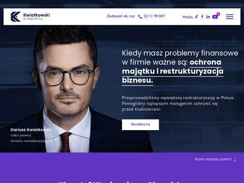 Kosmal-kwiatkowski.pl - doradztwo strategiczne