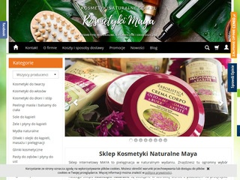 Kosmetykinaturalne.com.pl kelo-cote