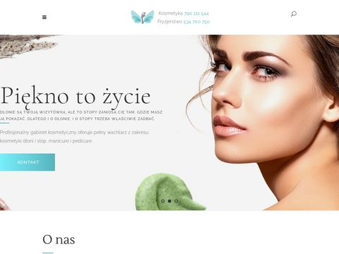 Kosmetolog-gdynia.pl pedicure
