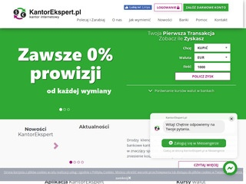 Kantorekspert.pl interetowy