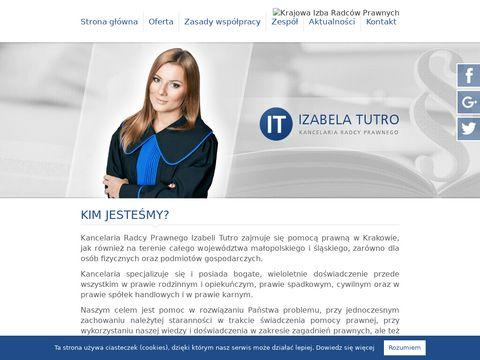 Kancelaria-tutro.pl radca prawny, Kraków