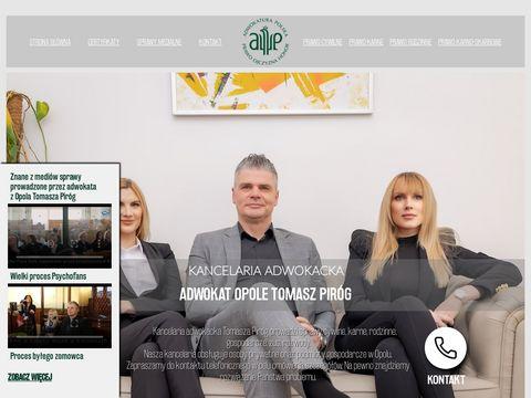 Kancelaria-pirog.pl adwokat Opole