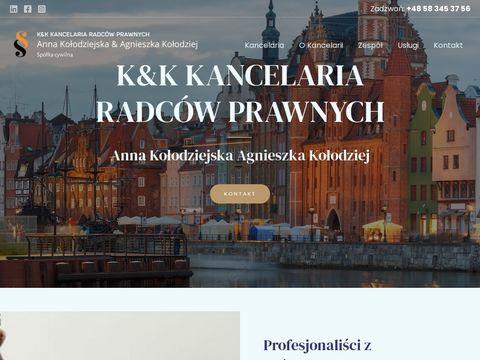Kancelaria prawna Gdańsk