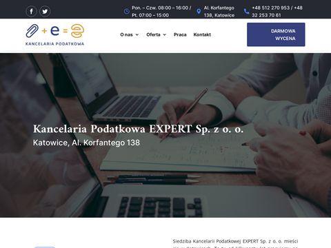 Kancelaria-expert.pl Doradztwo rachunkowe Katowice