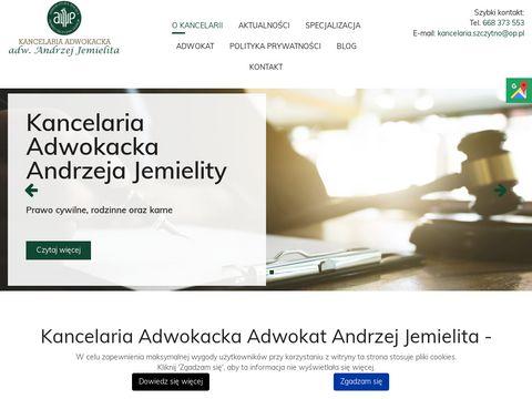 Kancelaria adwokacka adw. Andrzej Jemielita usługi prawne