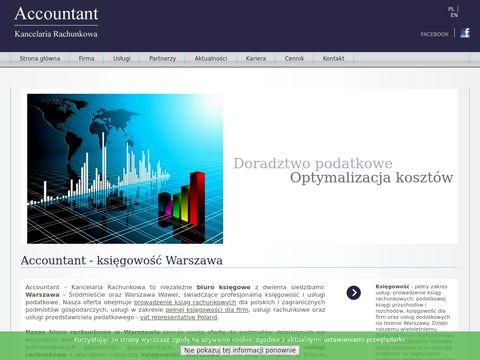 Kancelaria-Accountant.pl - profesjonalny księgowy